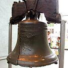 Liberty Bell by Douglas  Alan