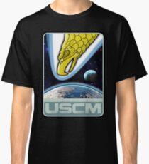 USCM squad of ultimate bad*sses Classic T-Shirt