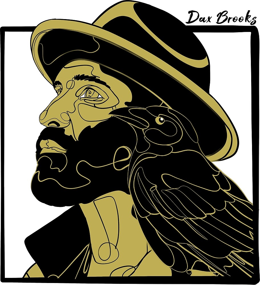Look Off & Crow BWG by Dax Brooks