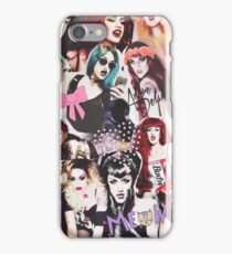 Adore Delano Collage iPhone Case/Skin
