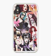 Adore Delano Collage iPhone Case