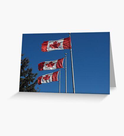 Canada Day! Greeting Card