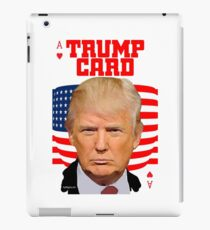 Trump Card iPad Case/Skin