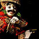 Balinese Dancer, Ubud by Ashlee Betteridge