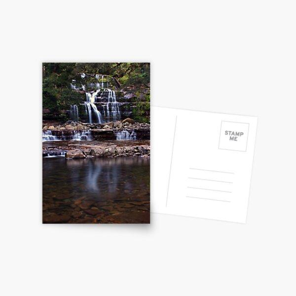 """""""Liffey Falls @ 33mm"""" Postcard"""