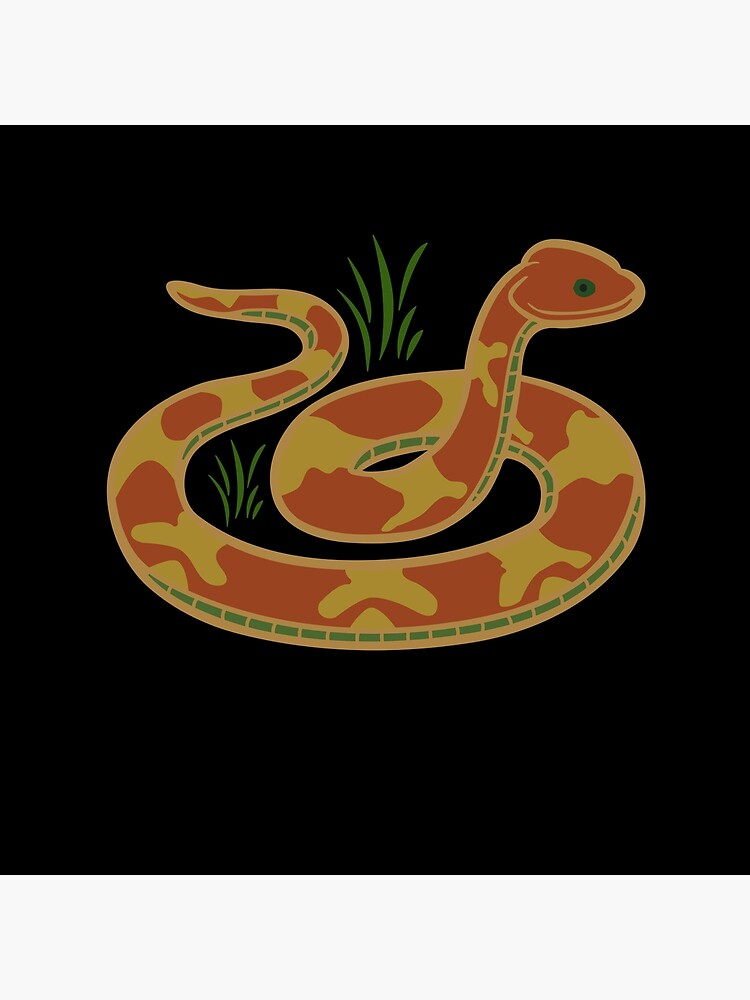 DONT TREAD ON ME Snake icon by Bo-Shirts