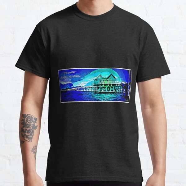 Busselton Jetty 1. Western Australia Classic T-Shirt