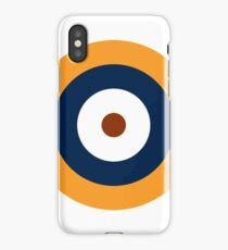 British Roundel WW2 iPhone Case/Skin