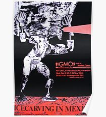 Art Unit poster for Grotesqui Monkey Choir 1984 Poster