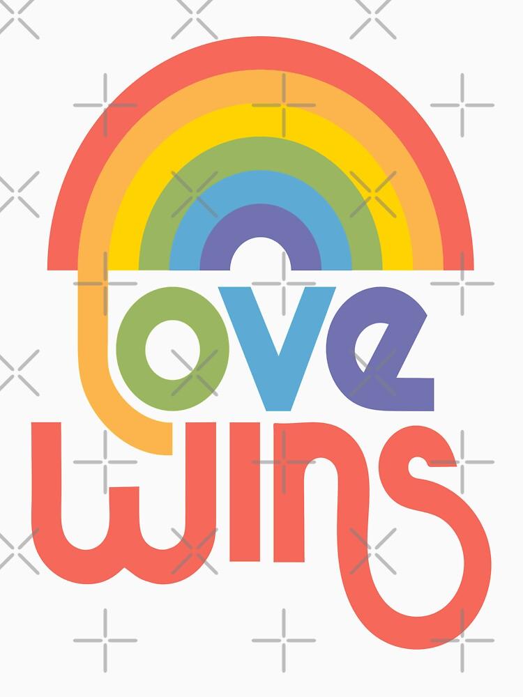 Love wins by artemprint
