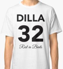 J Dilla 32 RIP Classic T-Shirt