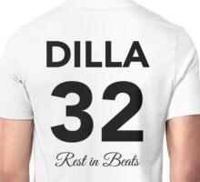 J Dilla 32 RIP Unisex T-Shirt
