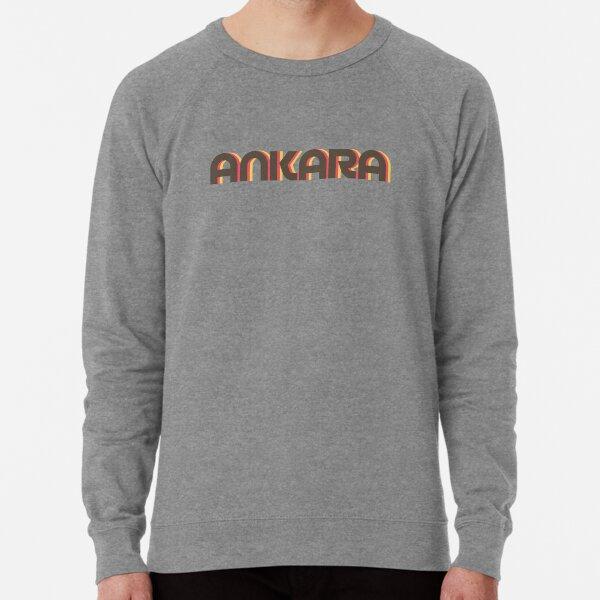 Ankara Retro Lightweight Sweatshirt