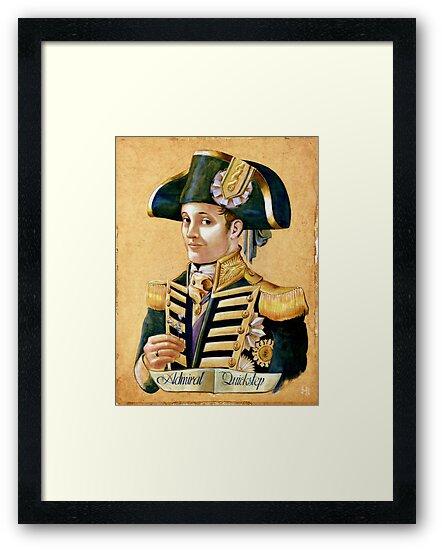 Admiral Quickstep by Alex e Clark