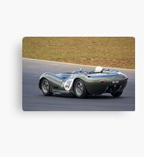 Lister Chevrolet Canvas Print