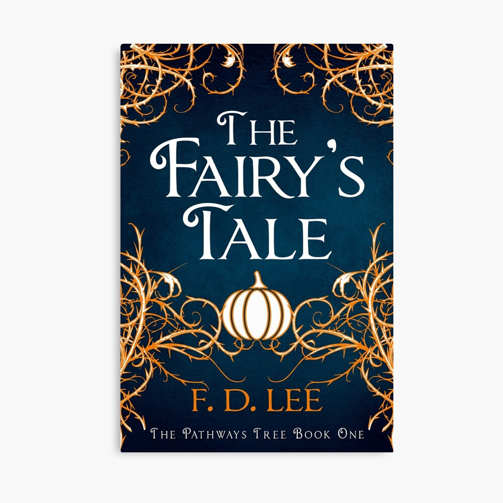 The Fairy's Tale Canvas Print