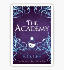 The Academy Sticker