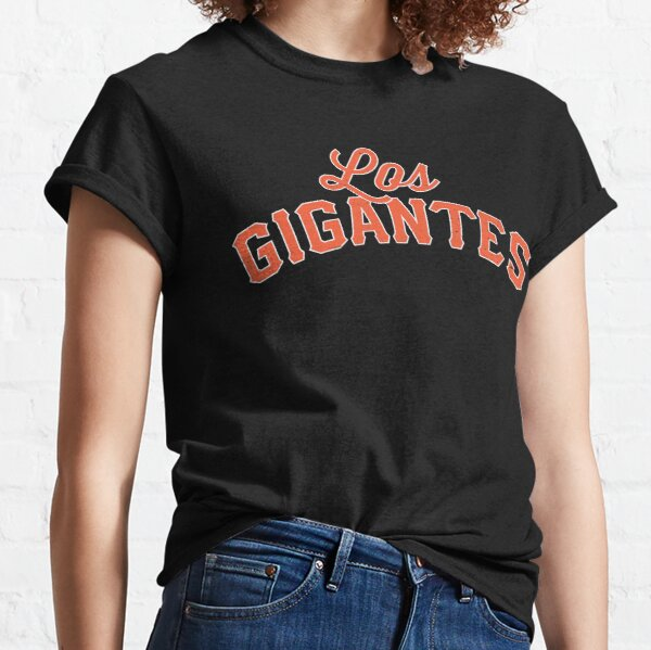 Los Gigantes baseball distressed vintage-look Classic T-Shirt