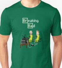 Breaking Bad - pixel art T-Shirt
