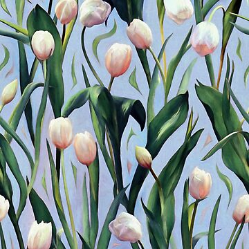 Warten auf die Blooming - ein Tulip Pattern von micklyn