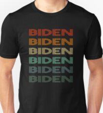 Joe Biden 2020 Biden für President Campaign Shirt und Aufkleber Slim Fit T-Shirt