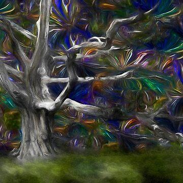 Alexandra Ancient Oak by waynedking
