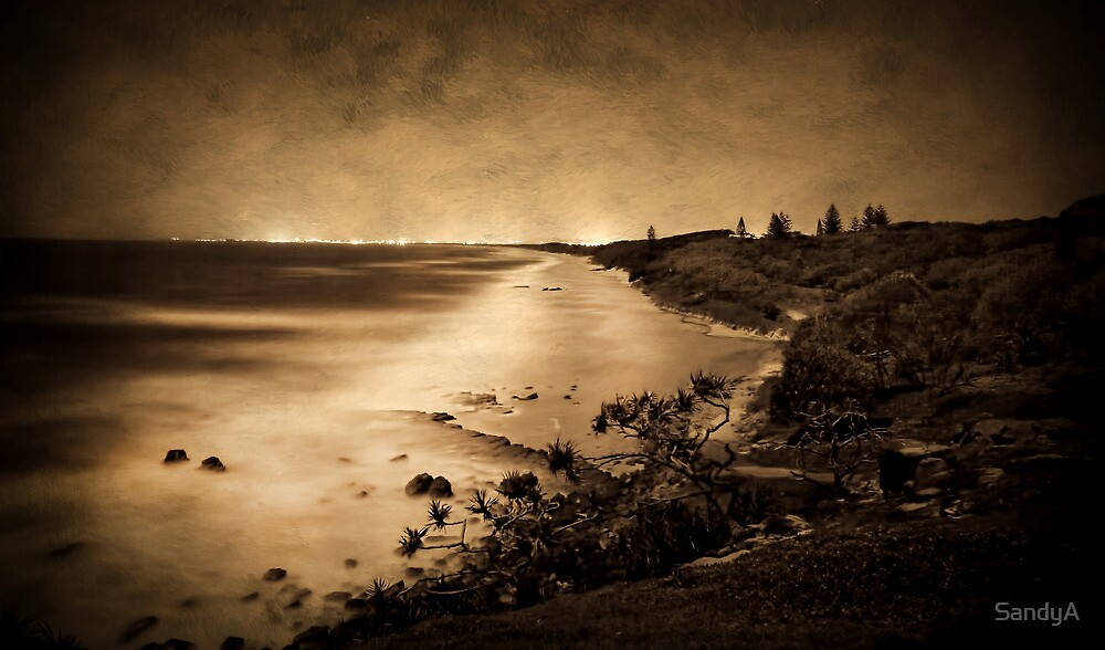 Coolum Beach by SandyA