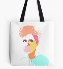 Gum Girl Tote Bag