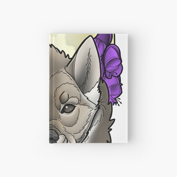 Of wolf and man Hardcover Journal