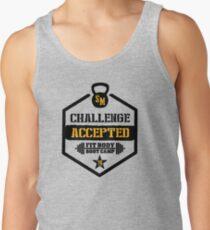 Camiseta de tirantes San Marcos - Reto Aceptado