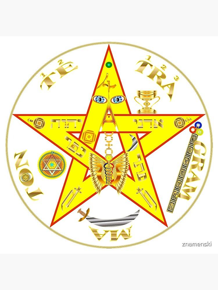 #Kundalini #Pentagrams, #KundaliniPentagrams, #Sign, Symbol, Shape, Design, Illustration, Abstract by znamenski