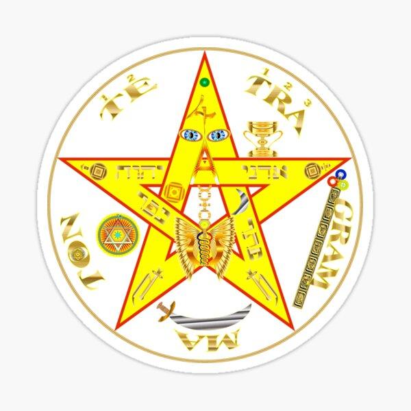 #Kundalini #Pentagrams, #KundaliniPentagrams, #Sign, Symbol, Shape, Design, Illustration, Abstract Sticker