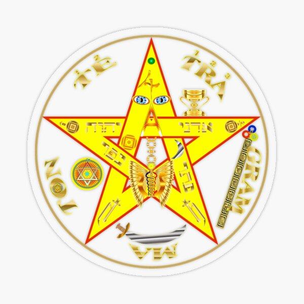 #Kundalini #Pentagrams, #KundaliniPentagrams, #Sign, Symbol, Shape, Design, Illustration, Abstract Transparent Sticker