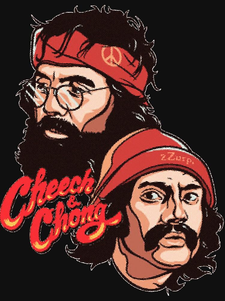 CHEECH&CHONG/ZZURP by zZurp