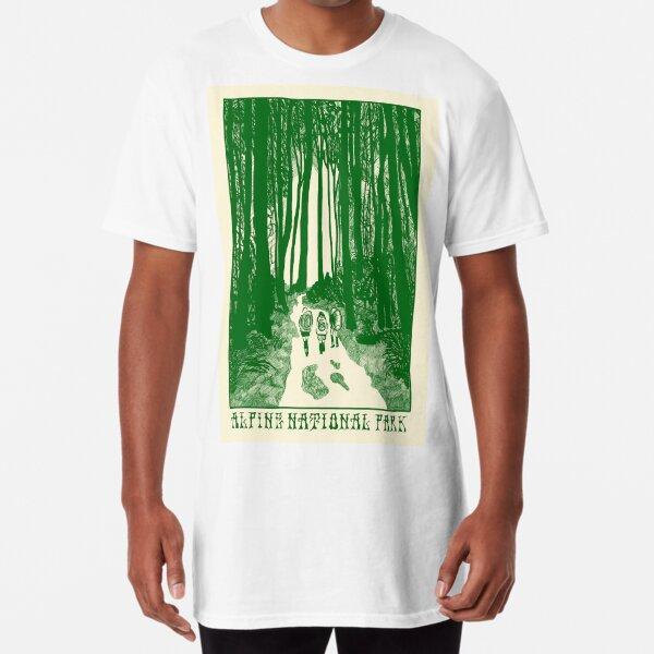 Alpine National Park Long T-Shirt