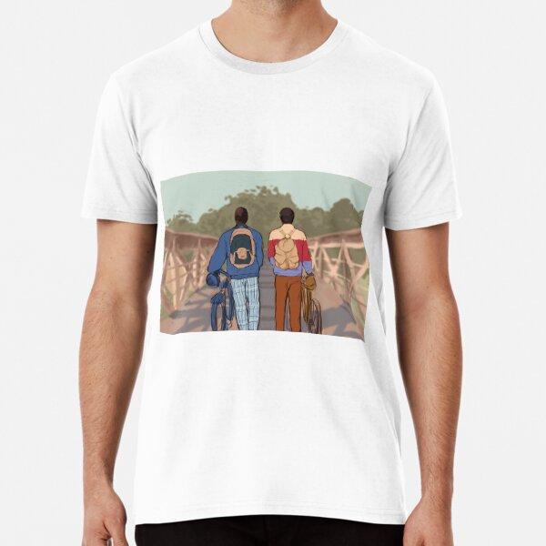 Otis and Eric 2 Camiseta premium