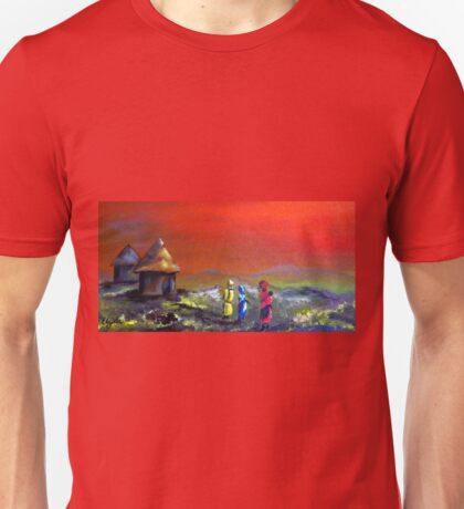 Africa (Transkei) T-Shirt