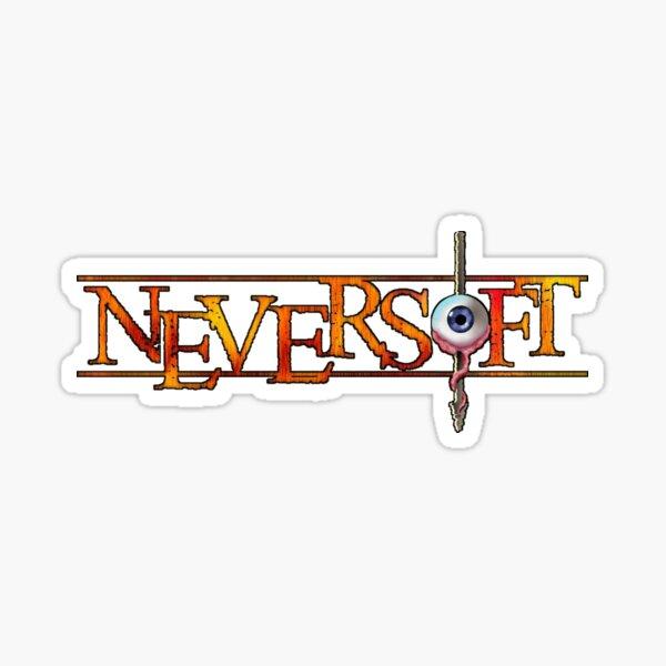 Neversoft Sticker