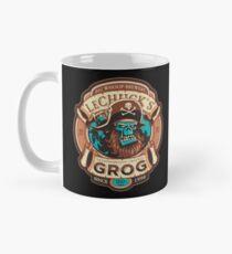 Ghost Pirate Grog - Monkey Island Craft Beer - Video Game Classic Mug