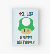 Happy Birthday - one UP Hardcover Journal