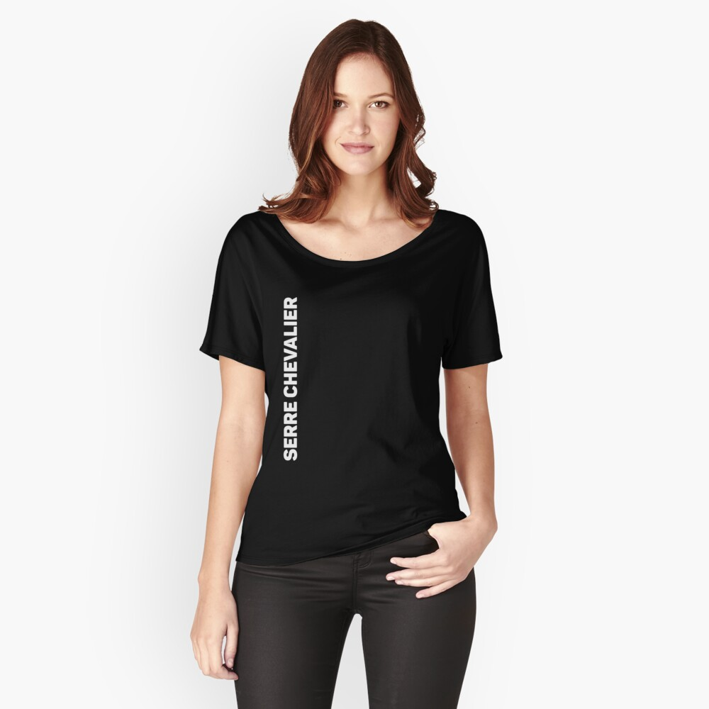 Serre Chevalier Relaxed Fit T-Shirt