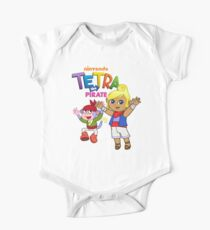 Tetra the Pirate One Piece - Short Sleeve