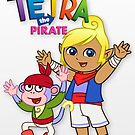 Tetra the Pirate by Martin Wright