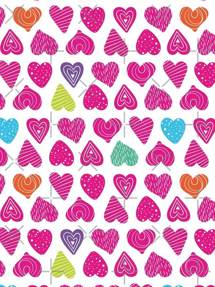 Heart full of hope pattern by nobelbunt