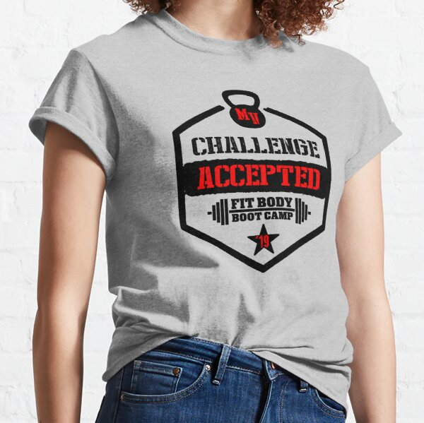 Mission Viejo - Challenge Accepted Classic T-Shirt