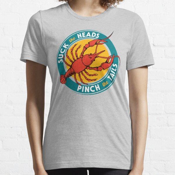 Suck Heads Pinch Tails Essential T-Shirt