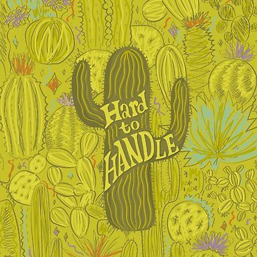 Hard to Handle by doodlebymeg