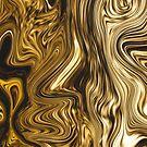 Flüssiges Gold von fbcstudios