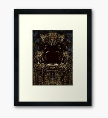 The Heirophant Framed Print