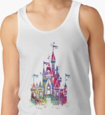 Princess Castle  Tank Top